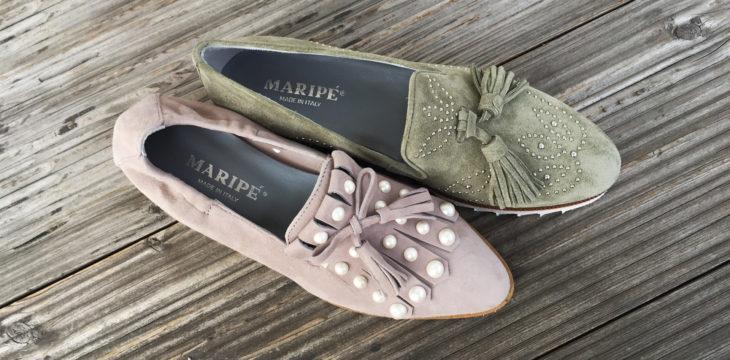 Maripé … direkt aus Italien