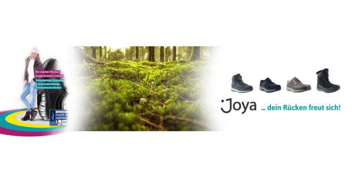Joya … dein Rücken freut sich!