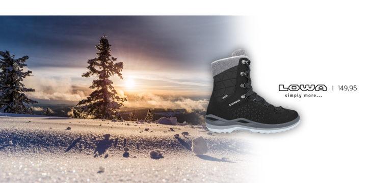 Für die kalte Jahreszeit die passenden Begleiter …