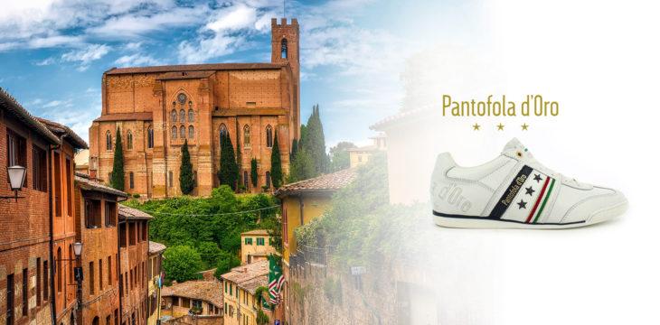Unsere Pantofola d'Oro-Modelle für Sie!