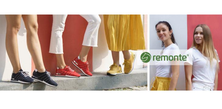 Unsere Remonte-Modelle für Sie!
