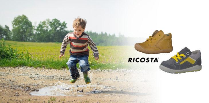 Unsere Ricosta-Modelle für Ihre Kleinen!