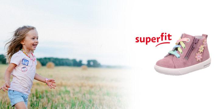 Unsere superfit-Kollektion für Ihre Kleinen!